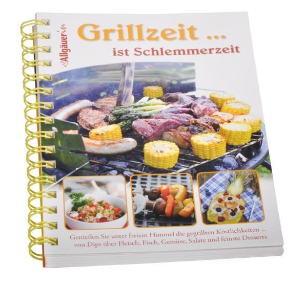 """Kochbuch """"Grillzeit... ist Schlemmerzeit"""""""