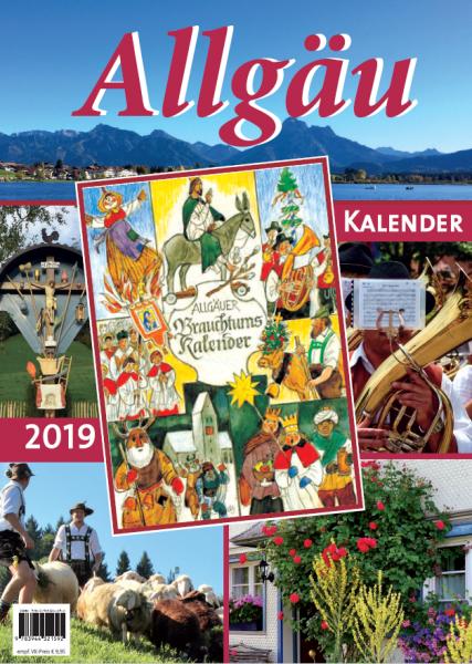 Allgäuer Brauchtumskalender 2019