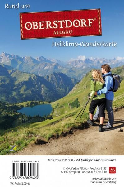 Rund um Oberstdorf - Sommer