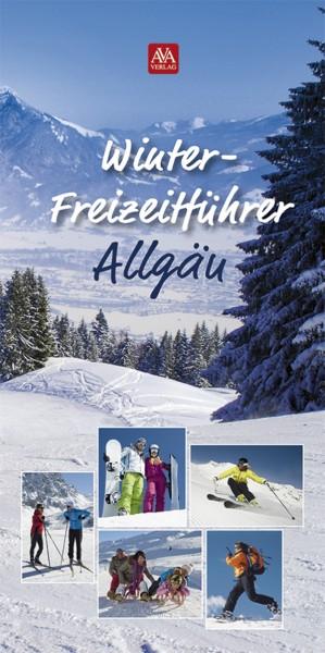 """""""Winter-Freizeitführer Allgäu"""""""