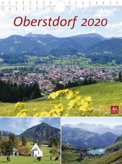 Kalender Oberstdorf 2020