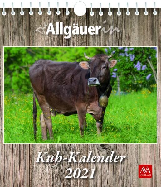 Die Allgäuerin Kuh-Kalender 2021