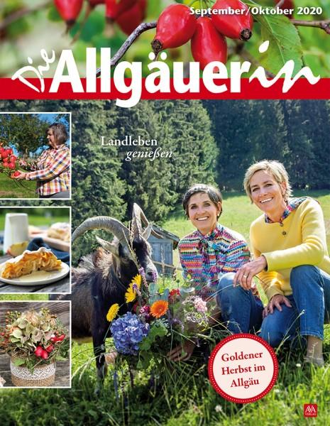 Die Allgäuerin - aktuelle Ausgabe