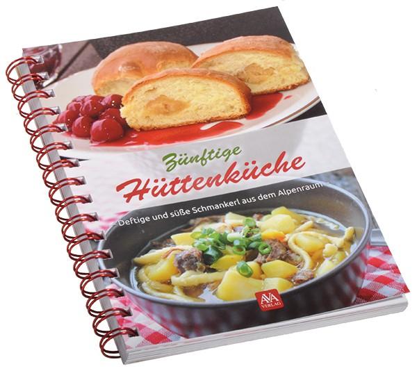 "Kochbuch ""Zünftige Hüttenküche"""