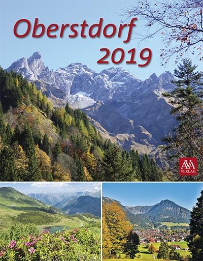 Kalender Oberstdorf 2019