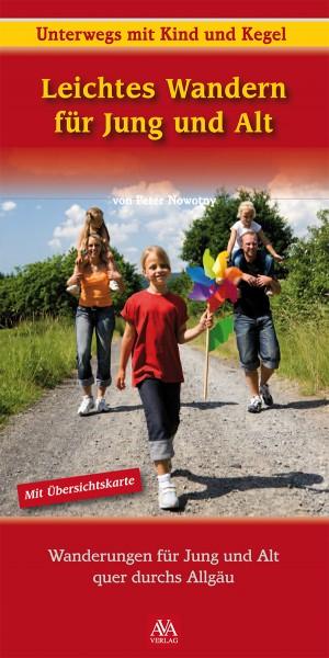 """Wanderführer """"Leichtes Wandern für Jung und Alt"""""""