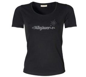 """T-Shirt """"Die Allgäuerin"""""""