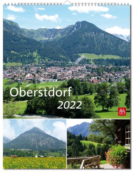 Kalender Oberstdorf 2022