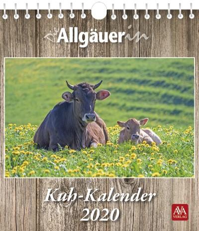 Die Allgäuerin Kuh-Kalender 2020