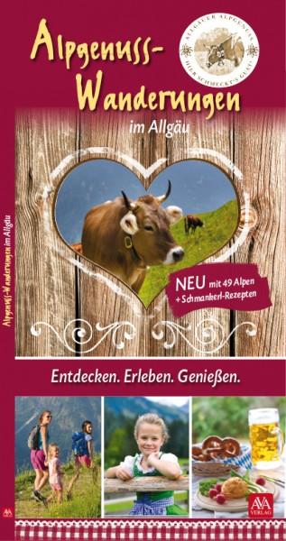 """Alpgenuss-Wanderungen"" - NEU mit 49 Alpen"