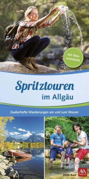 """Wanderführer """"Spritztouren im Allgäu"""""""