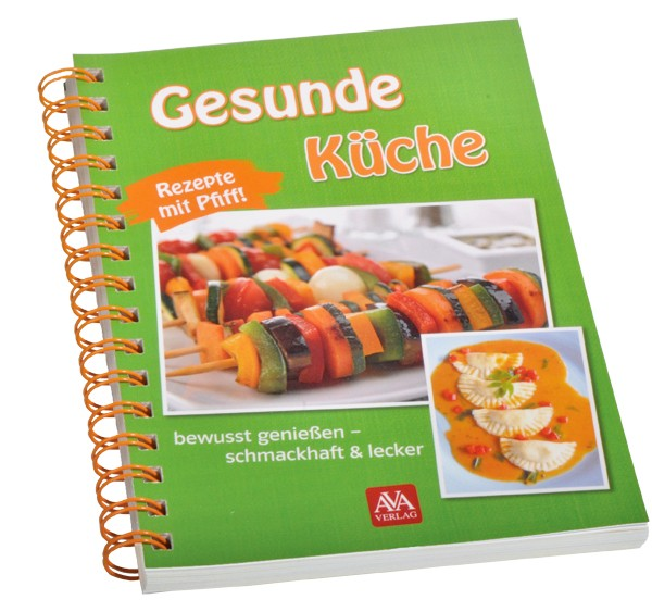 """Kochbuch """"Gesunde Küche"""""""